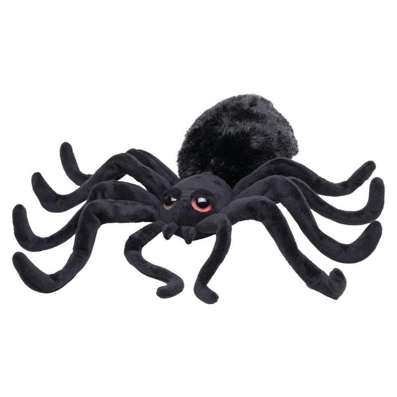 Spin knuffeldier 40 cm zwart