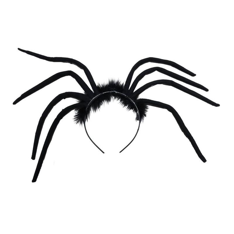 Spinnenpoten aan diadeem voor volwassenen