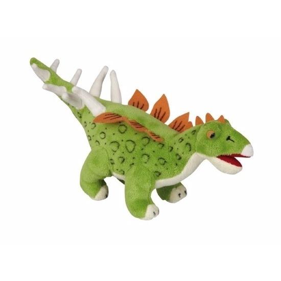 Stegosaurus dino knuffels 30 cm