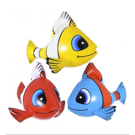 Tropische vissen opblaasbaar 60 cm