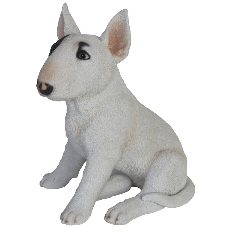 Tuinbeeld Bull Terrier 34 cm