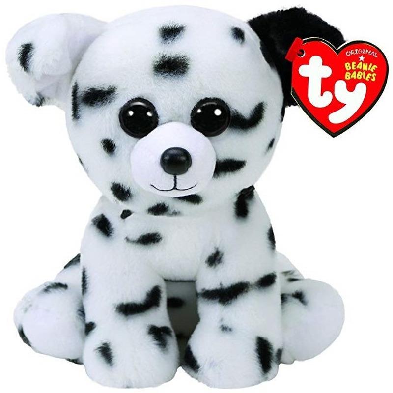 Ty Beanie Dalmatier knuffels Spencer 15 cm knuffeldieren