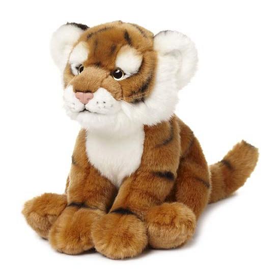 Wereld Natuur Fonds knuffel tijger 23 cm