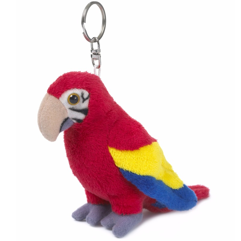 WNF papegaai sleutelhangers